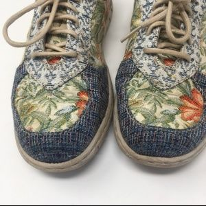 Born tapestry sneakers